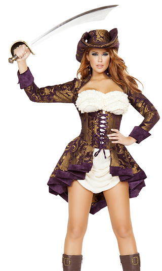 2c23fd0c770 Sexy Pirate Costumes - Pirate Costumes for Women